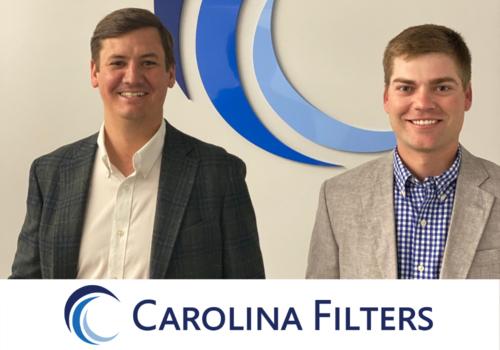 Carolina Filters Announces New President & CFO